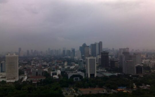 Jakarta in Indonesia will have a Metro by 2018