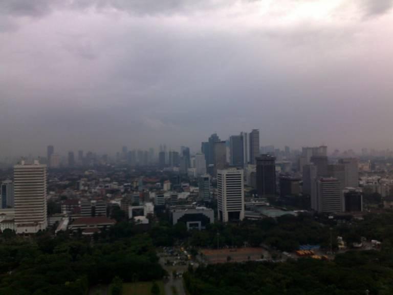 Jakarta, capital of Indonesia