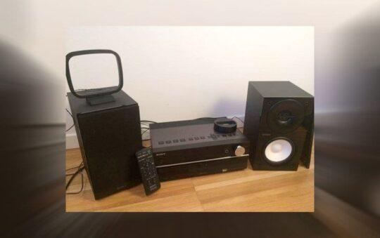 Amazing Sony CMT-HX50BTR Micro Hi-Fi Review