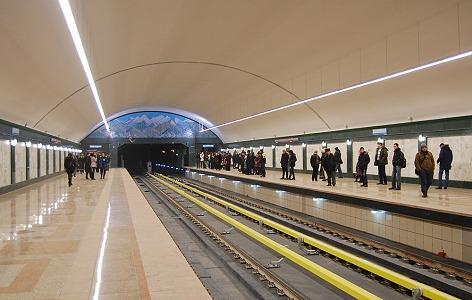Almaty in Kazakhstan got its first metro line on 1st of December 2011 1