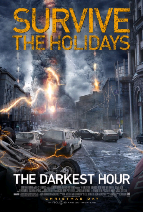 The Darkest Hour short movie Review