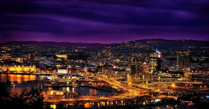 11 Best shopping malls in Oslo