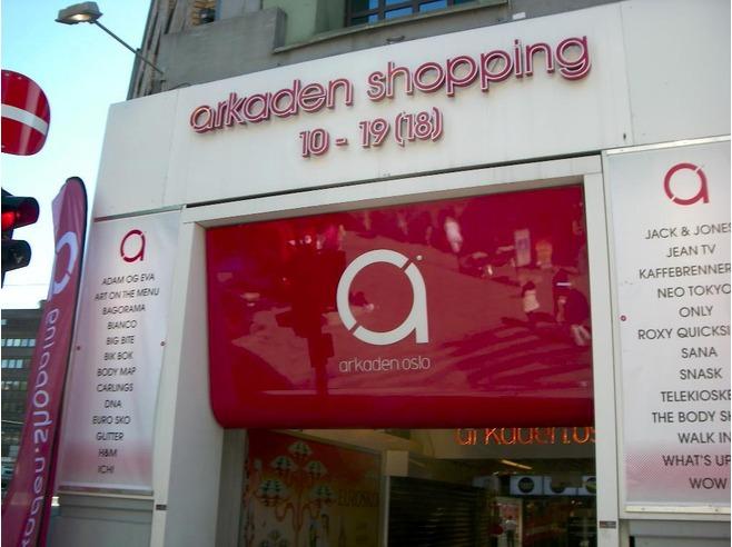 Oslo Shopping Guide