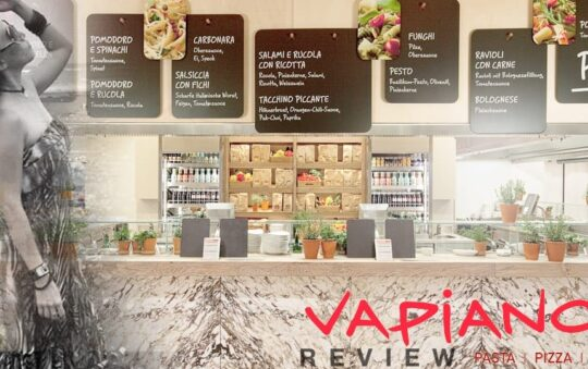 Vapiano closed in Norway, why? Review