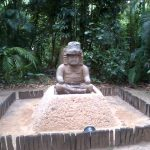 An interesting open-air museum for visiting in Villahermosa, Mexico 25