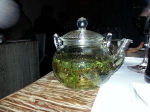 Tea at Tabibito