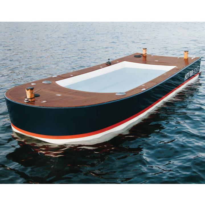 Luxury boat   Distrita