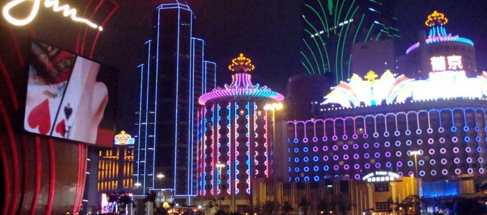 Macau Gambler City