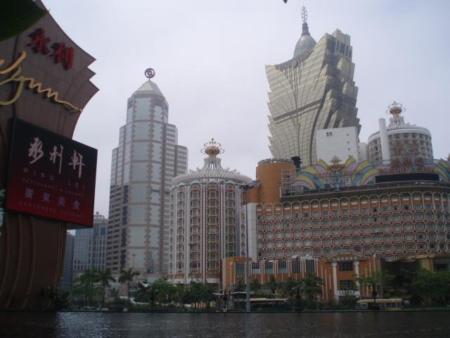 Macau for rich people