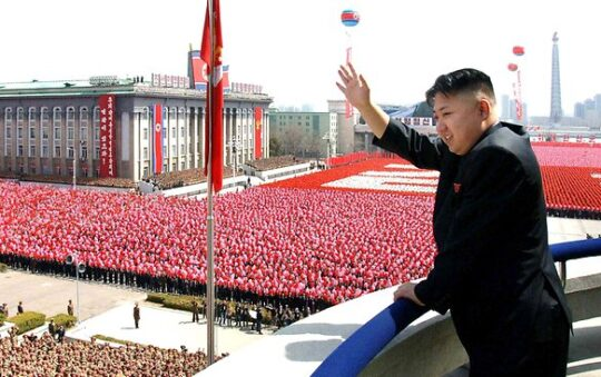 The forbidden railway: Vienna – Pyongyang