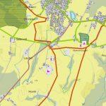 Raknehaugen Map