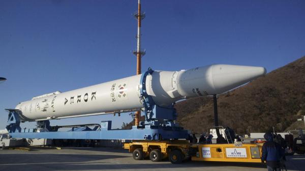 Space Rocket South Korea