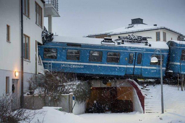 Train Stolen