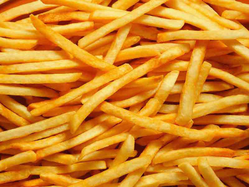 Best french fries in Oslo