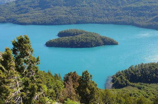 Galesnjak Island |The heart-shaped island
