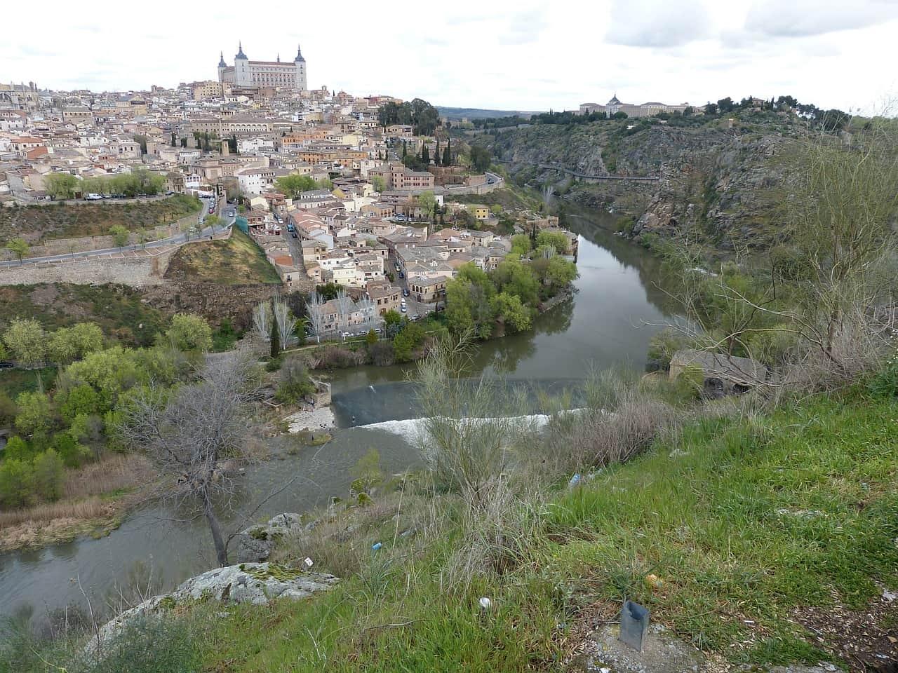 river in madrid