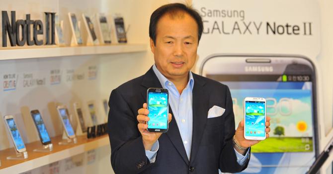SKOREA-TECHNOLOGY-IT-SMARTPHONE-SAMSUNG-FILES