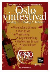 Program Wine Festival
