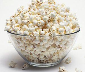 Popcorn is Healthy