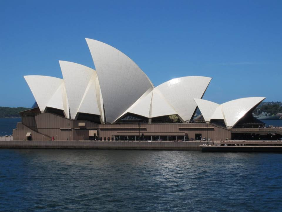 Tourist spots to Enjoy in Sydney, Australia, opera house in sydney