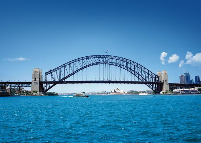 Tourist spots to Enjoy in Sydney, Australia, sydney harbour bridge