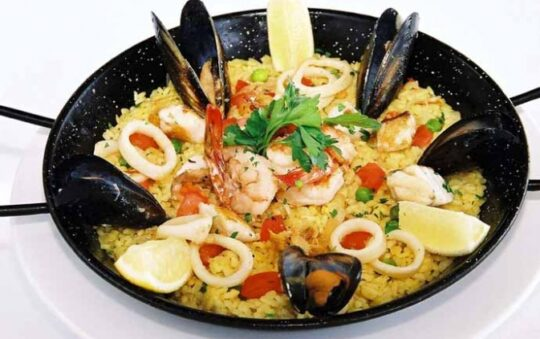 Spanish cuisine Revealed as the best one in the world