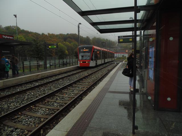 Bergen Light Rail will be built to Åsane