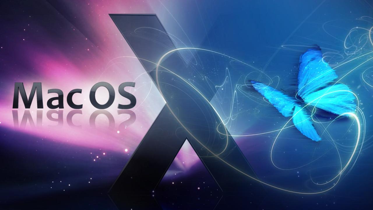 Review: OSX vs MorphOS on PowerPC hardware