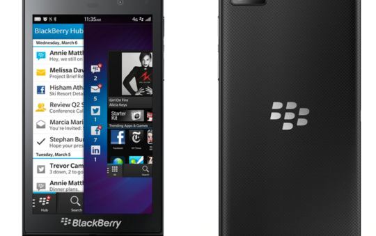 BlackBerry is back with a Powerfull QNX based OS, called BlackBerry OS 10