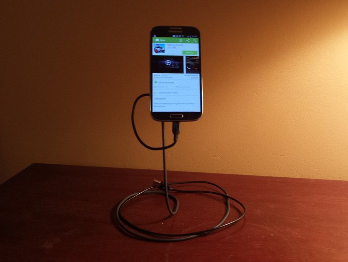 Is Magic Phone Stand something for you?