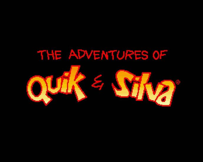 Quik and Silva Amiga gametitle soundtrack rated as Worlds best ever! AMIGA