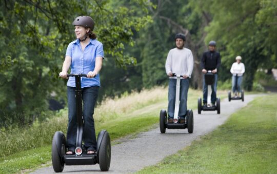 Segway becomes legal on 1st of July in Norway