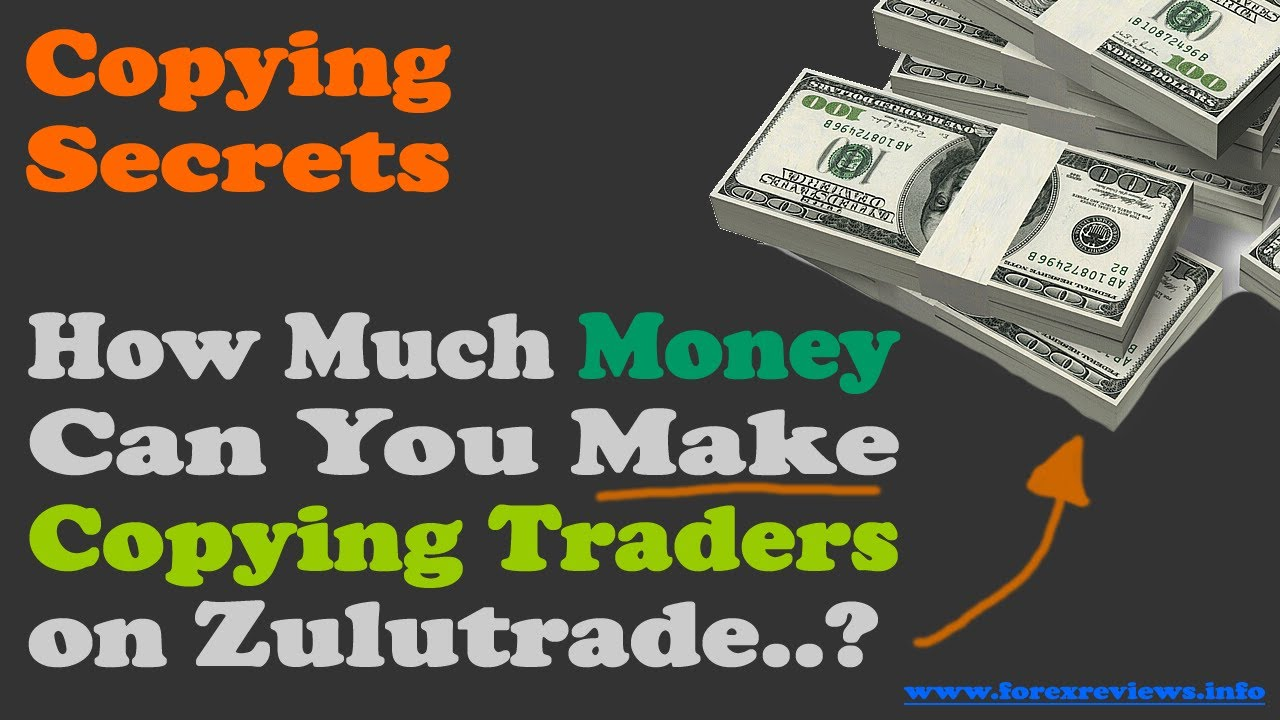How much money does the average forex trader make