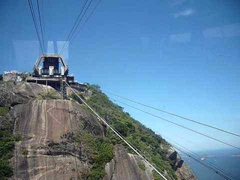 Wow! See Rio De Janeiro from the air!