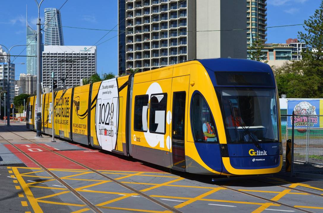 Australian Gold Coast to get its Tram line on 20th of July