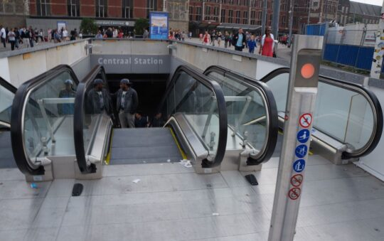Public Transportation Prices in Netherland