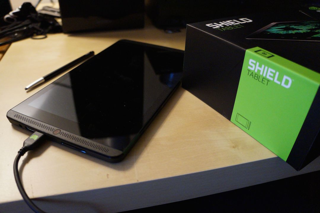 Review: Nvidia Shield Tablet mini-Review