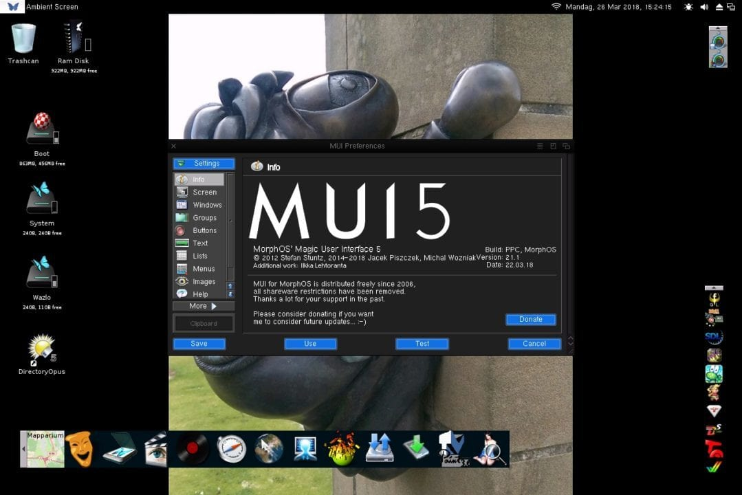 MorphOS Upgrade Guide for PowerPC Mac Users Worldwide