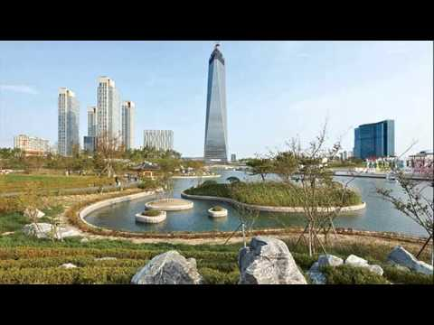 South Korea's tallest building has finally opened!