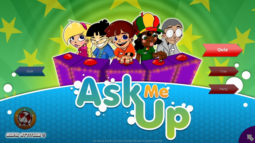 Ask Me Up XXL for AmigaOS 4