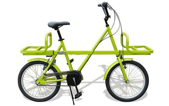 The Donky  bicycle