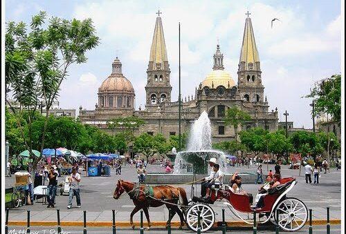 Tourist Attractions in Guadalajara jalisco, Mexico