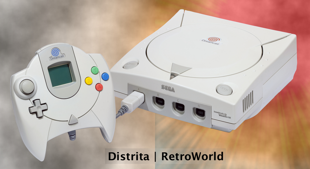 Dreamcast coverage starts now!