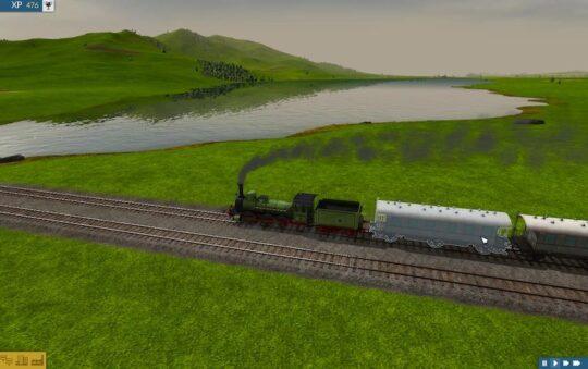 Train Driver Updated