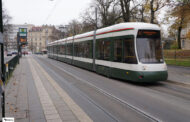Augsburg in Germany got some of the Longest trams that I've seen