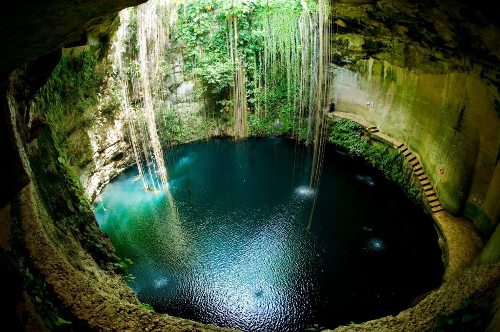 Discover the exotic beaches and archeological sites of Merida yucatan