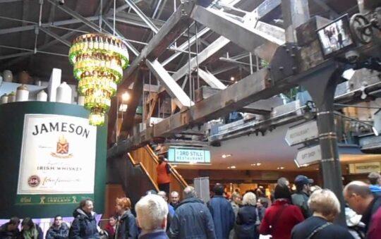 Visit the Old Jameson Distillery!