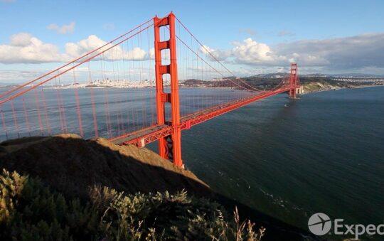 Discover San Francisco as a tourist