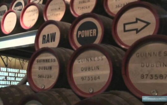 Guinness Factory – A mandatory visit while you're in Dublin