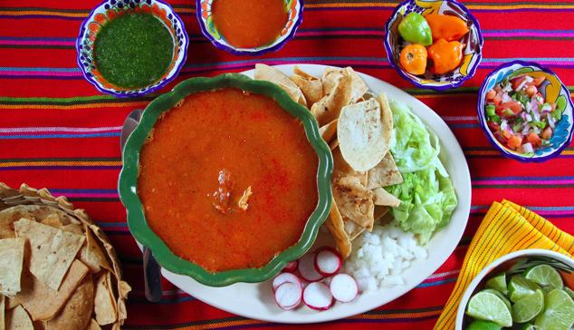 Style Pozole Mexico